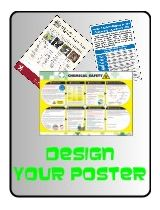 Custom design your own poster